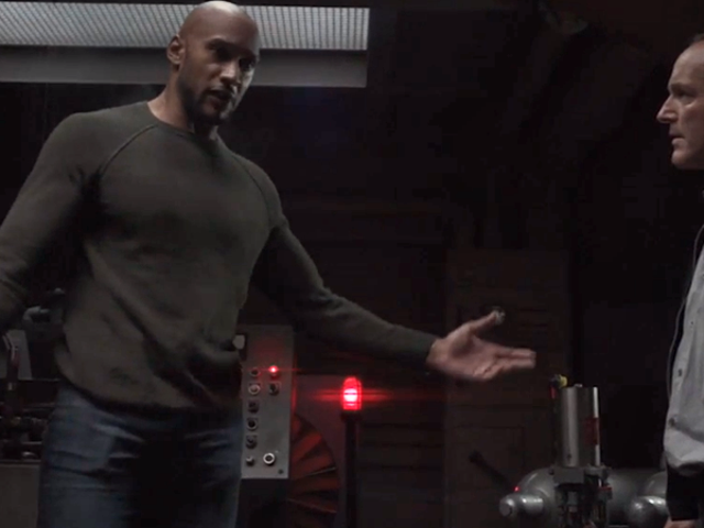 In the Extended Trailer for Agents of SHIELD's Next Season, Mack Gets Even More Genre Savvy