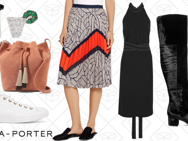 Net-a-Porter's Sale Means You Can Maybe Afford Something From Their Site