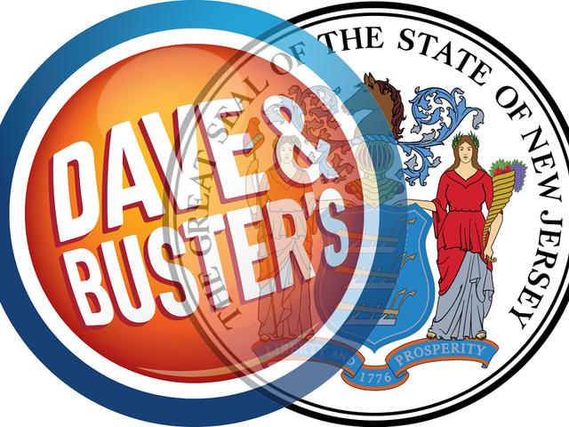 Dave & Buster của May Cuối cùng đến New Jersey