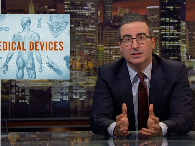 Medical Devices (NSFW...and political humor)