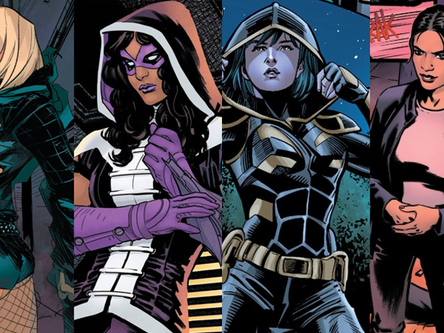 Report: Here Are the DC Heroes Joining Harley Quinn in theBirds of Prey Movie