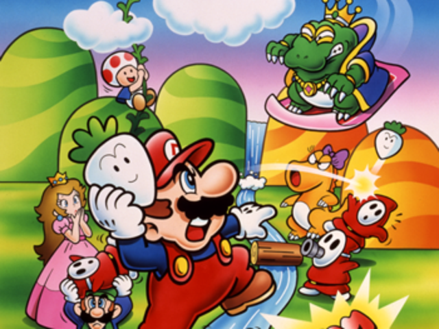 Warped Pipes: How Does Super Mario Bros. 2 Fit Into the Ever Expanding Mario Timeline?