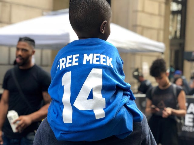 Philly Rallies Behind Meek Mill as Rapper Awaits Judge's Decision on Possible Retrial