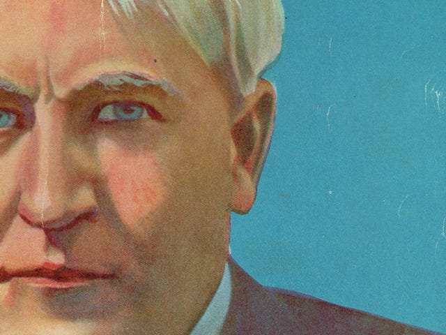 Thomas Edison Predicted Nobody Would Be Able to Make Phone Calls Across the Atlantic Ocean