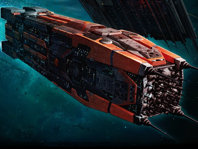 The Expanse Is Getting a New Tabletop RPG, Thanks to a Wildly Successful Kickstarter