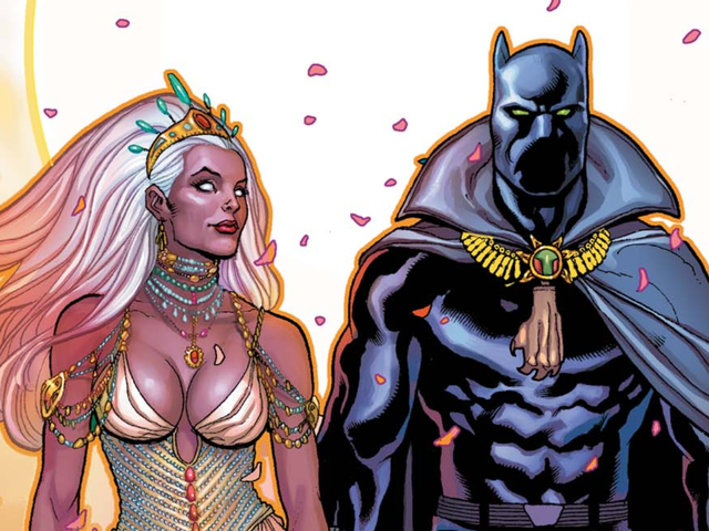 Chris Claremont Thinks Black Panther's Marriage to Storm Was a Bad Idea, and He's Right