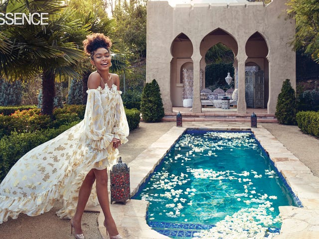 Grown-ish and Gorgeous: Yara Shahidi Covers Essence's April Issue!