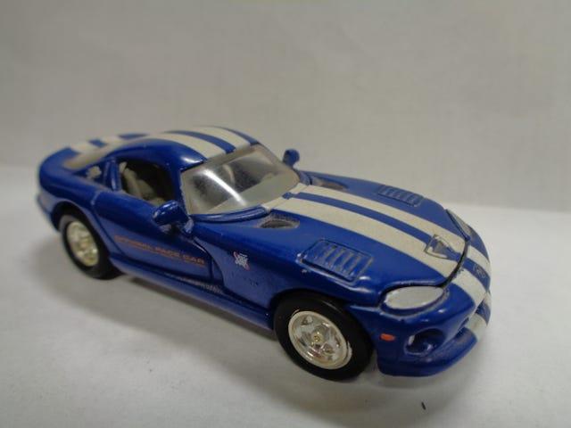 1996 DODGE VIPER GTS AF RACING CHAMPIONS