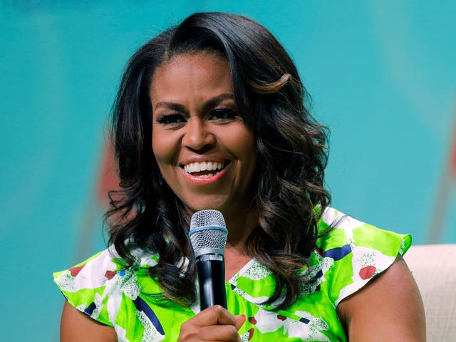 When Trump Goes Low, Michelle Obama Goes High Enough to Hate Him Like the Rest of Us