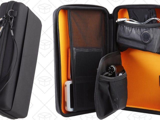 Κρατήστε τα μικρά σας gadgets οργανωμένα με αυτή την υπόθεση $ 8 AmazonBasics