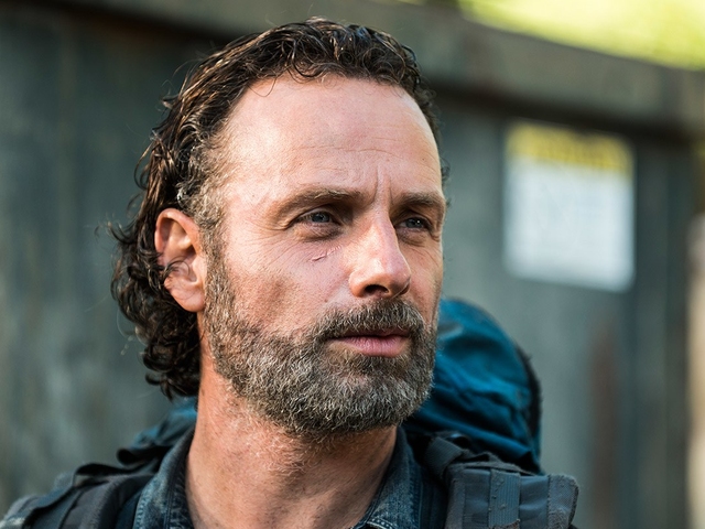 The Walking DeadStar Andrew Lincoln Is Voicing A Quidditch Audiobook