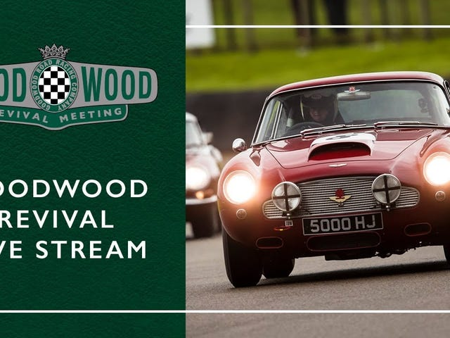 Goodwood Revival is on again!