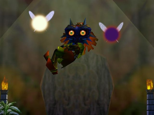 The Legend Of Zelda: Majora's Mask todavía se define por la falta de hospitalidad