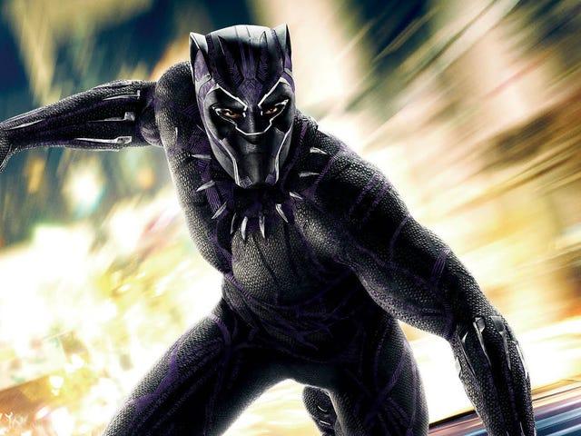 Είσαι υπεύθυνος: Το Marvel επιβεβαιώνει ότι ο Black Panther τράβηξε τη σέουλα.  Κανένας από αυτούς δεν έβγαλε.  Ο Kevin Feige, πρόεδρος της Marvel ...