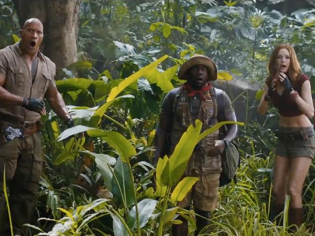 Trailer Pertama <i>Jumanji</i> di Sini dan Tidak Ada Yang Bahagia Bermain Game Ini