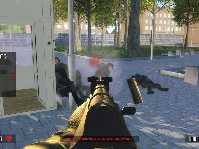 Valve Removes School Shooting Game From Steam