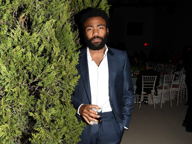 Donald Glover's Mom Warns Him Not to Mess Up Lando for Her
