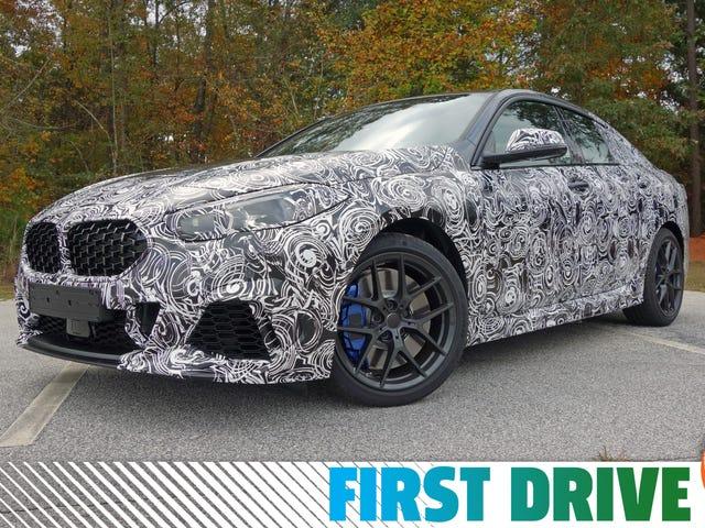 2020 BMW M235i Gran Coupe Sürprizlerle Dolu