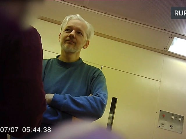 British Official Signs U.S. Extradition Order For Julian Assange Despite Hostility Between UK Home Secretary and Trump Regime