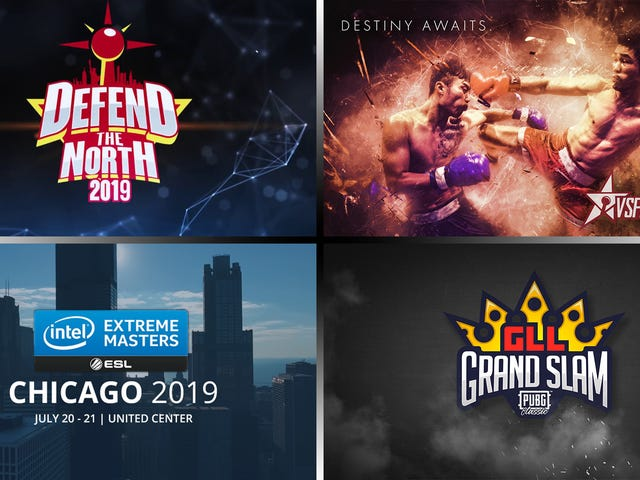 The Weekend eSports - Defend the Fighting