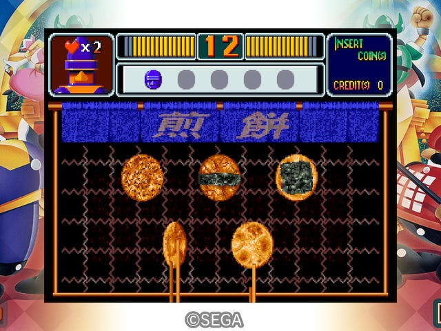 This Obscure Sega Puzzle Game Is Pretty Clever