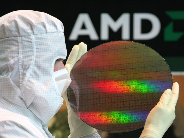 AMD trabaja en parches para las Vulabilidades de sus procesadores que no ainfarán su revimiento