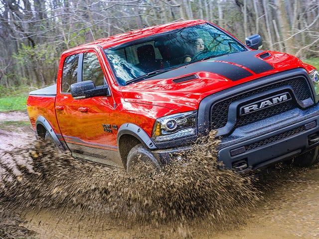 Chrysler realmente quiere que The Ram Rebel sea un clásico del futuro