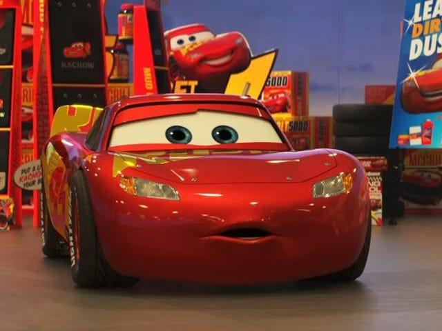 Sự điên cuồng Đó là vũ trụ <i>Cars</i> Có thể Thêm Xe máy và Cinderella vào Trộn