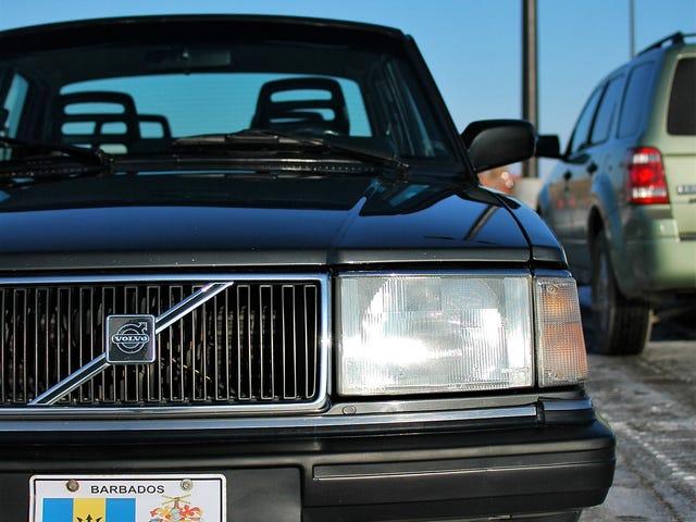 I need a Volvo