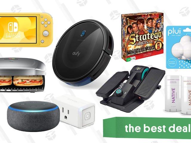 Wednesday's Best Deals: Nintendo Switch Lite, Samsung SSD, Echo Bundle, and More