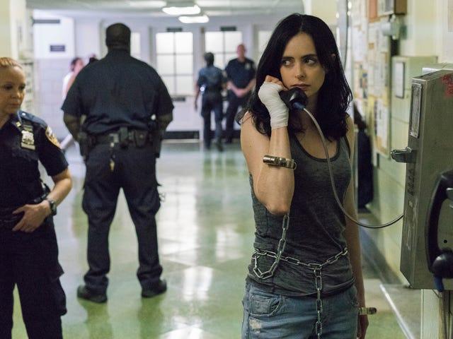 Jessica Jones en profite pour une deuxième saison folle