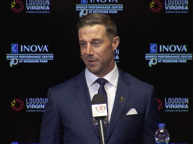 Alex Smith Sure Likes This Word, Right?