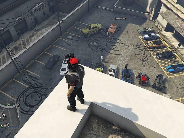 <i>GTA Online</i> Rich tekevät peloissaan pelejä, joissa on kalliita ydintä
