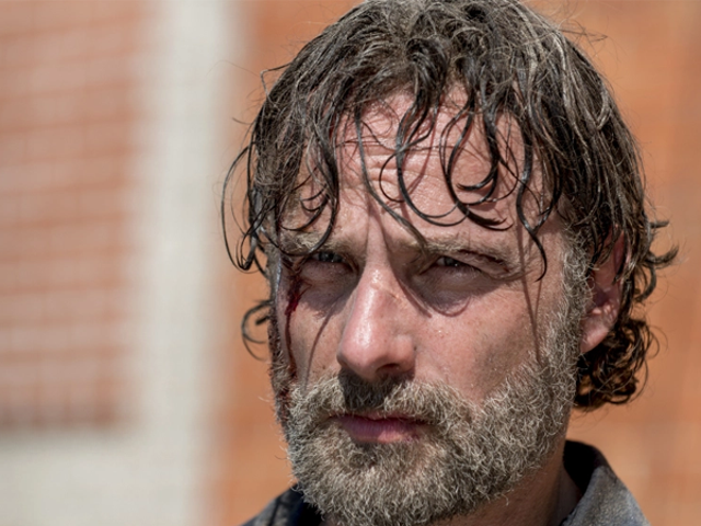 RIP Rick Grimes: Andrew Lincoln Is Leaving The Walking Dead