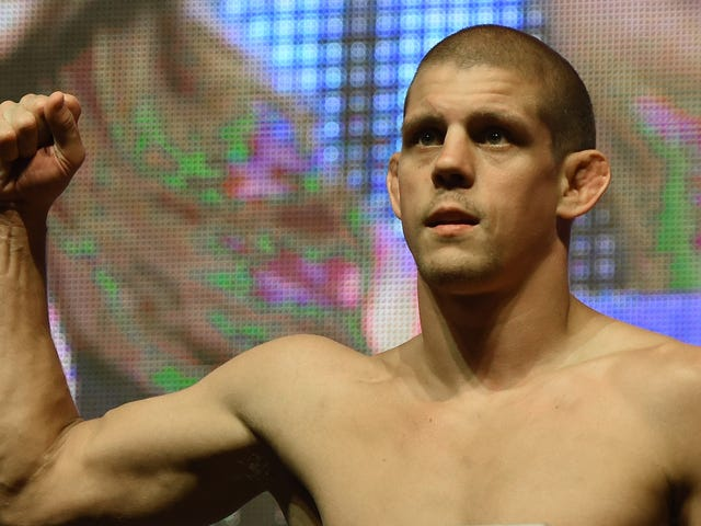 UFC Vet Joe Lauzon Ruptured One Of His Teammate's Testicles In Training
