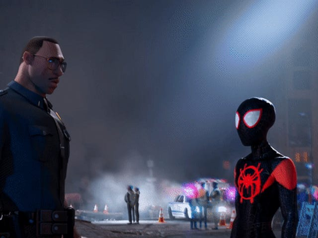 The Spider-Man: Ke dalam Seal Spider-Verse Akan Datang April 8, 2022