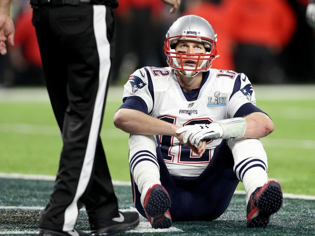 Tom Brady Is The Most Overrated QB In History. New England Should Be Glad He Is Gone