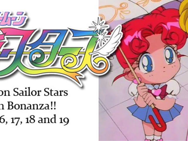 <i>Sailor Stars</i> Rewatch Bonanza !!  Эпизоды 16-19