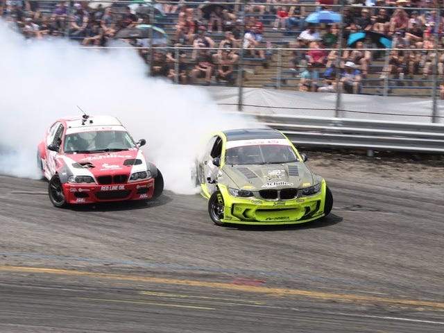 Sucks that Kristaps Bluss won't be participating in Formula Drift this year