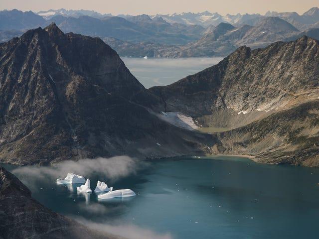 Donald Trump está planteando la idea de comprar Groenlandia a cualquiera y a todos