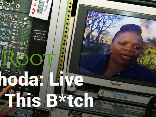 देखें: Rhoda 'ऑन द सीन' यंग टॉक्स इंटरनेट फेम और गोइंग वायरल