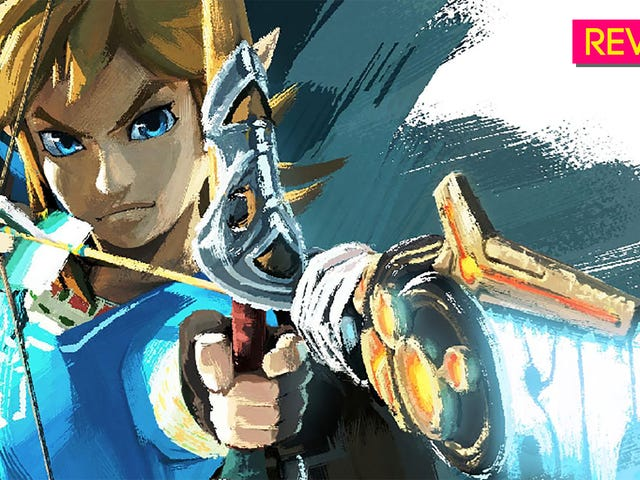 <i>The Legend of Zelda: Breath of the Wild</i>: The <i>Kotaku</i>Review