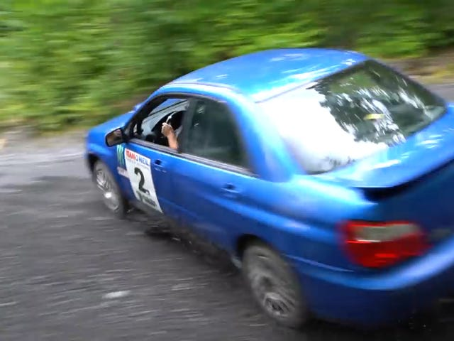 Here's How to Perform the Scandinavian Flick, the Ultimate Driving Trick