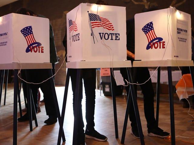 Wie sich das Herunterfahren der FEC auf die Wahl 2020 auswirken könnte