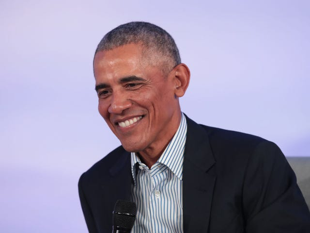 Obama Shadow-Presidenting trên phương tiện truyền thông xã hội?