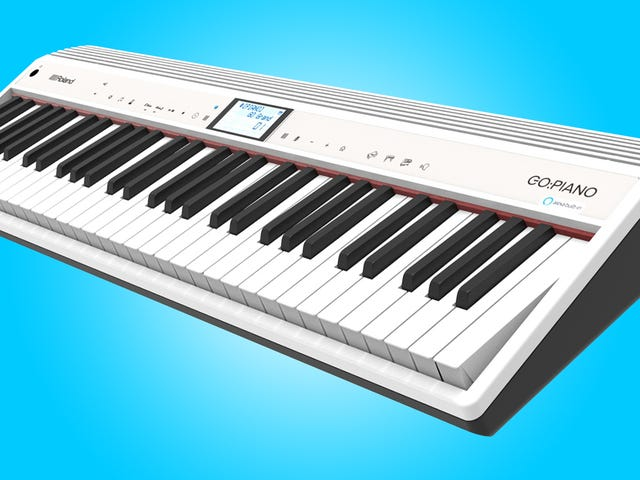 You Can Ask Alexa to Change Sounds on Roland's New Keyboard While Your Hands Keep Playing