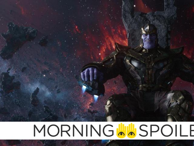 Le nuove voci di Infinity War indicano un ruolo importante per un eroe della meraviglia cosmica