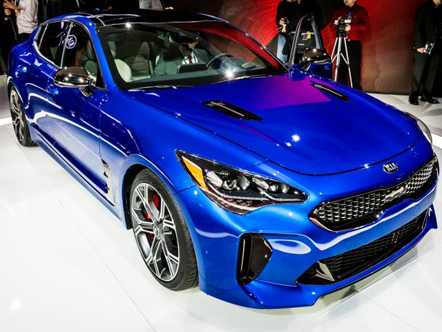 No, Kia Is Not Requiring Dealerships To Mark Up The Stinger
