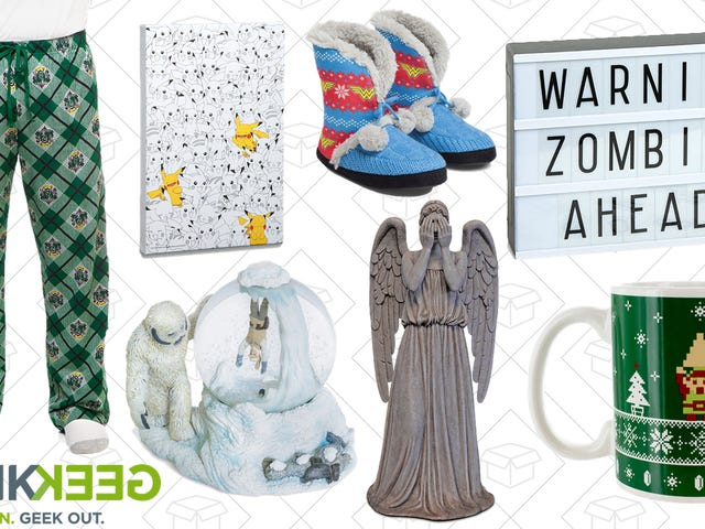 ThinkGeek Has Almost 200 Things On Sale For Up to 70% Off