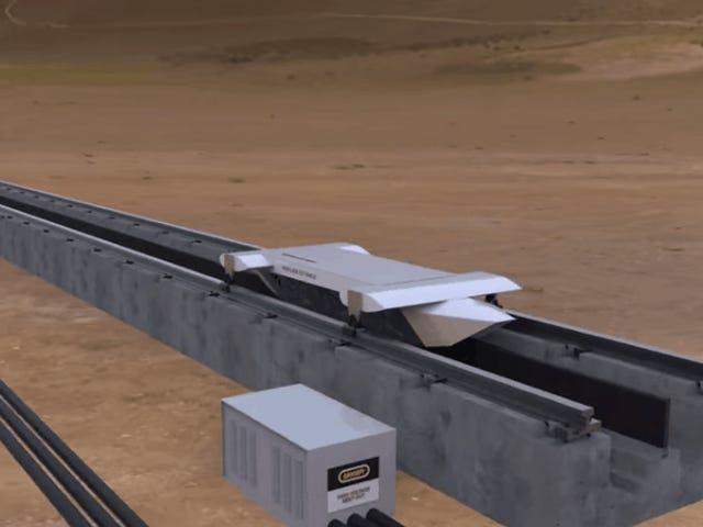 Californiens Bullet Train Gets forsinket, Leaves Door Wide Open for Hyperloop